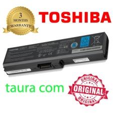 Baterai Battery Batere Laptop Toshiba Satellite Original L745 C600 L740 C640 PA3817U