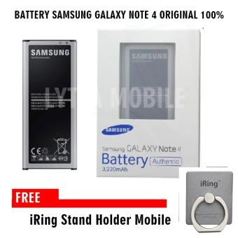 Baterai / Batre / Battery Samsung Galaxy Note 4 Original 100%