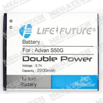Battery / Baterai / Batre LF Advan S50G