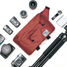 Beetle Edition (Maroon)- Camera Bag - KEE INDONESIA