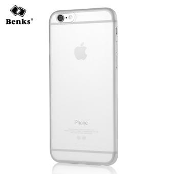Gambar Benks iPhone6s matte ultra tipis all inclusive cangkang keras shell telepon
