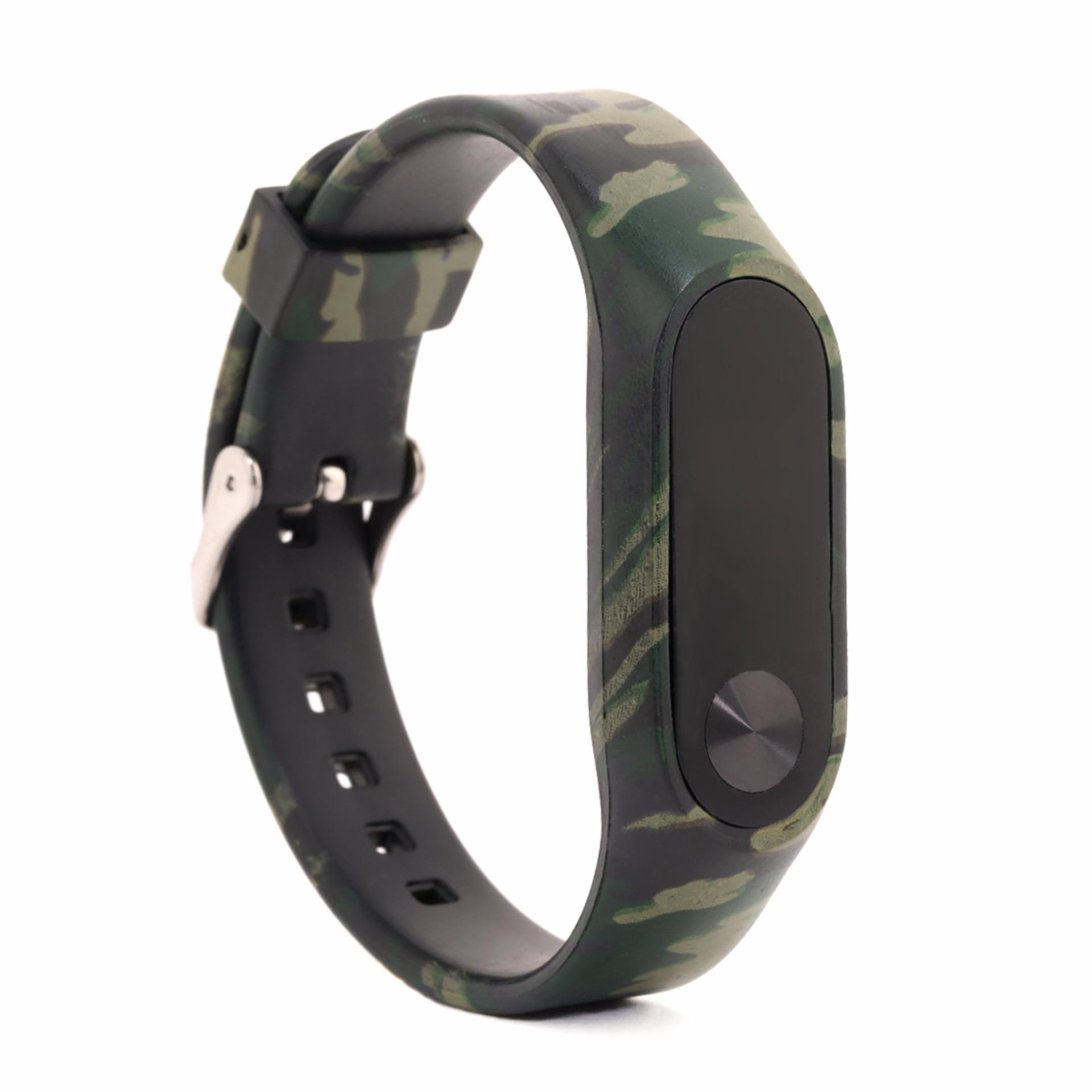 Flash Sale Berwarna-warni penggantian tali untuk Mi Band 2 Band Smart gelang aksesoris