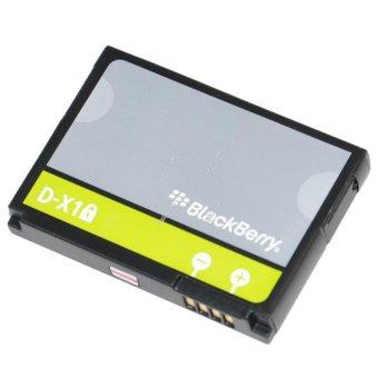 Blackberry Baterai D-X1 Original for Bold 9650, Curve 8900, Storm9530, Storm 9500, Storm2 9550, Storm2 9520, Tour 9630