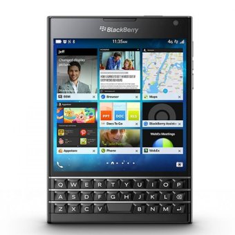 Blackberry Passport - 32GB - Resmi - Black