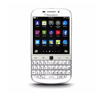 Blackberry Q20 Classic GARANSI RESMI TAM,2GB-0 - 16GB - Putih