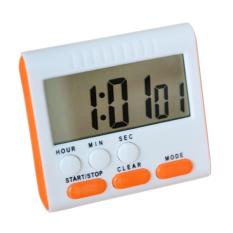 Bluelans(R) Multi-Warna Dapur Memasak Besar Waktu Digital LCD Jam Alarm Magnetik