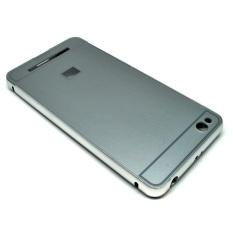 Blz Aluminium Bumper Case With Arcylic Back For Xiaomi Redmi 3
