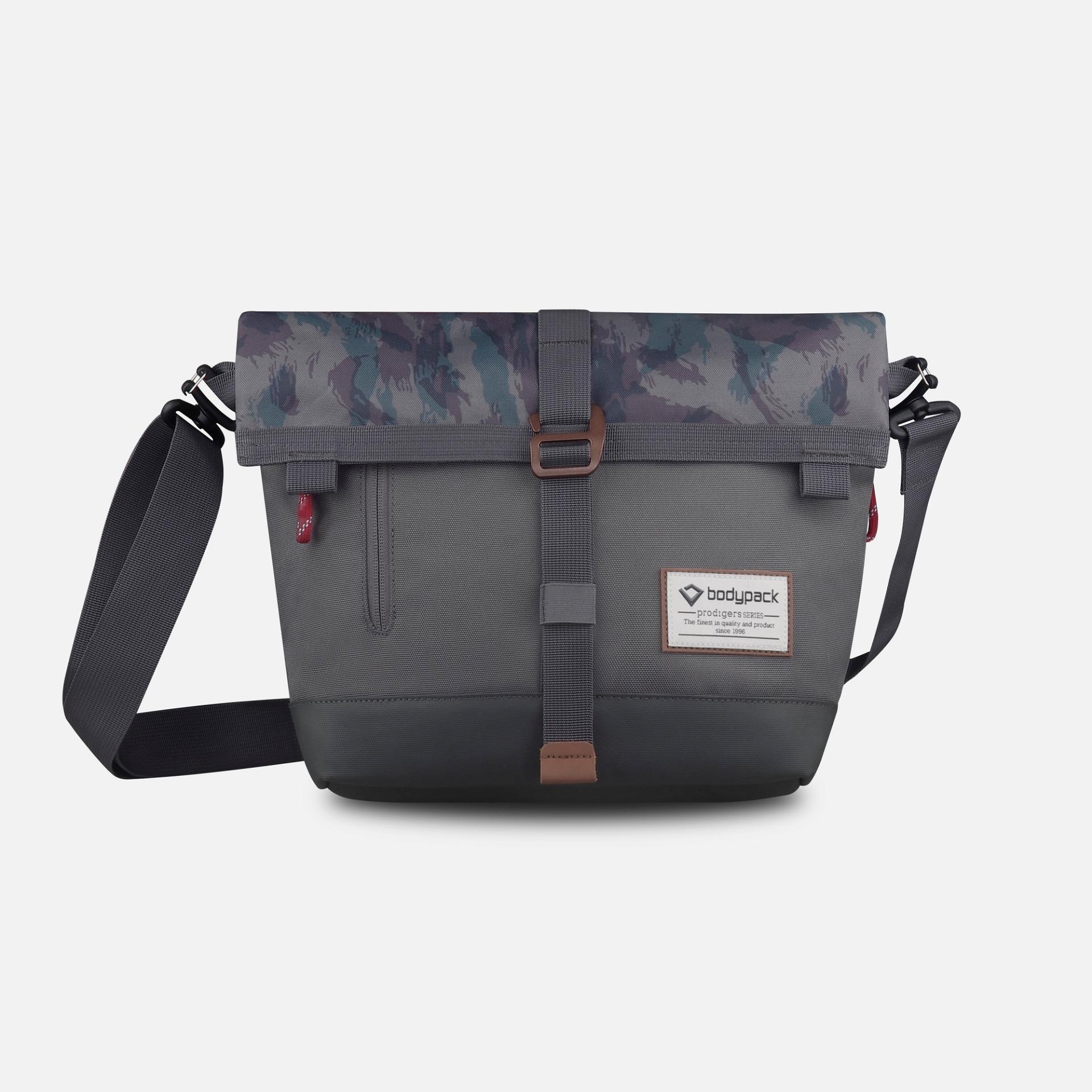 Bodypack Prodigers Kingston Light Grey Daftar Harga Terbaru Berlin Black Coffee 2820bftn Tas Selempang Kamera Pria Battle Jungle 20 Abu Tua