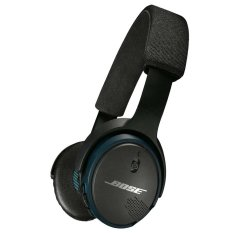 Bose Bluetooth Headphone Soundlink On Ear - Black