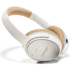 Bose QuietComfort 25 Acoustic Noise Cancelling Headphones for Apple Devices - White