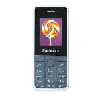 Brandcode B230 - Dual SIM Card - Grey
