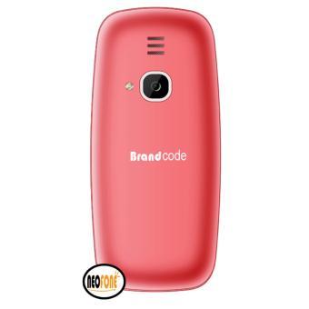 Brandcode B3310 Candybar - Dual Sim - Merah