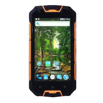 BrandCode B6S - 4GB - Orange