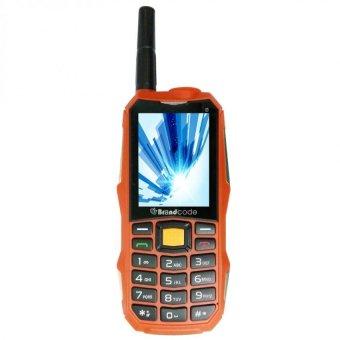 BrandCode B81 - 10000mAh - Dual SIM - Orange