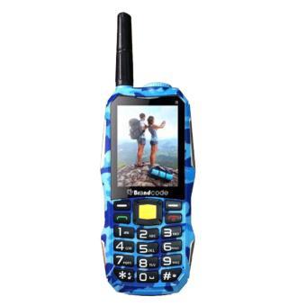 Brandcode B81 ARMY - 10000mAh - Dual SIM - Biru
