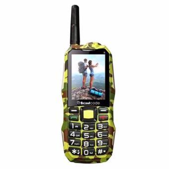 Brandcode B81 Army Camouflage Handphone Power Bank 10.000 mAh - Hijau