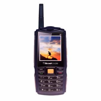 Brandcode B81 Plus - Triple SIM Card - 12800MAh - Hitam