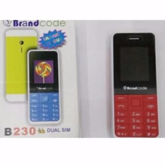 BRANDCODE MURAH B230 B230 SPEAKER KENCANG - Merah