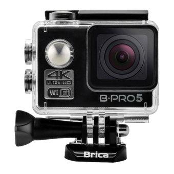 Brica B Pro 5 Alpha Edition Mark 2 4K - Hitam