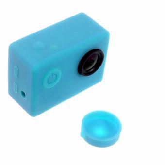 Brica B-PRO Alpha Edition (AE2s) Action Camera Silicone Case &Lens Cap -
