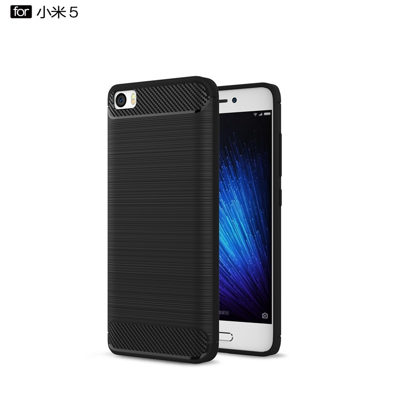 Brushed XIAOMI drop-resistant shell phone case