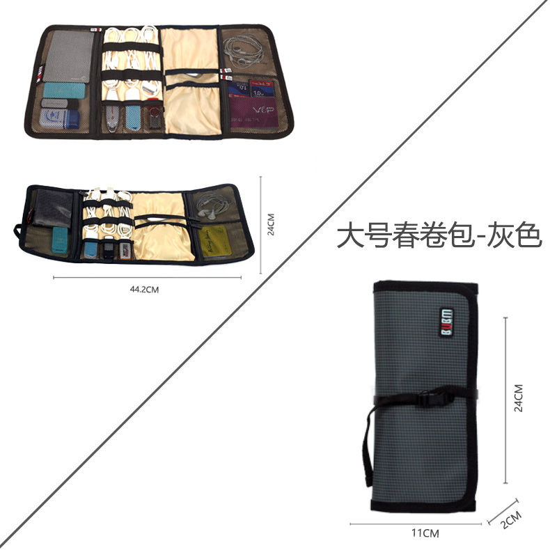 Universal Electronics Travel Gadgets Carrying Case Pouch for Charger. Source · BUBM .
