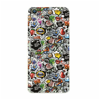 BUILDPHONE Plastic Hard Back Phone Case for Sony Xperia Z3 (Multicolor) - intl