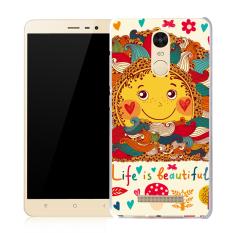 Buildphone TPU Sof Casing Ponsel untuk LG Magna/h502f/h500f/G4C (multicolor)-Intl