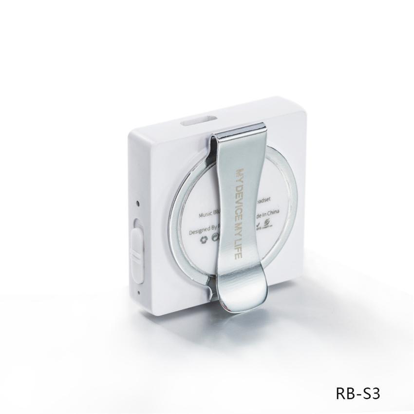 Buy 1 Get 1 Free, Remax RB-S3 Sports Bluetooth Headset WirelessStereo Headphone Earphone ...