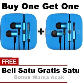 MAJ - Buy One Get One MAJ Piston 2 Earphone Big Bass Piston Mi 2nd Generation
