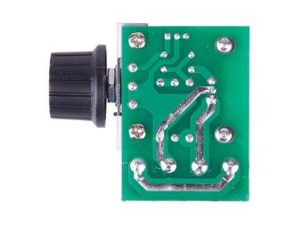... BUYINCOINS 2000 Watt 220 V Ac Scr Mengendalikan Kecepatan MotorListrik Pengatur Tegangan Pengendali - 5