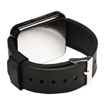 BUYINCOINS fashion desain sempurna U8 jam tangan Bluetooth untukponsel pintar dan sehat - 4