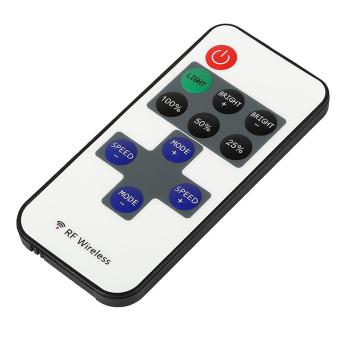 Buytra saklar pengendali remote nirkabel untuk cahaya LED - 2