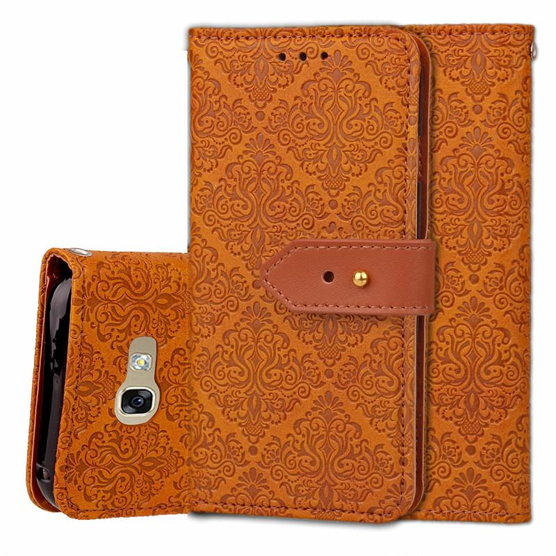 BYT Euro Mural Leather Flip Cover Case for Samsung Galaxy J7 Prime/