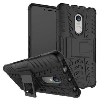 BYT Rugged Armor Dazzle Case for Xiaomi Redmi Note 4 / Xiaomi Redmi Note 4X - intl
