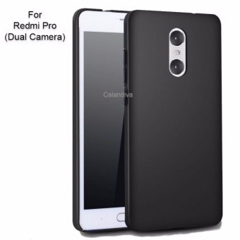 Calandiva 360 Degree Protection Case for Xiaomi Redmi Pro - Black