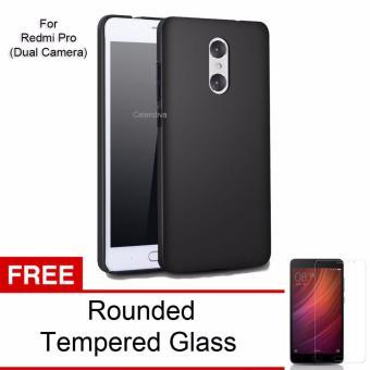 Calandiva 360 Degree Protection Slim HardCase Premium Quality Grade A for Xiaomi Redmi Pro (Dual