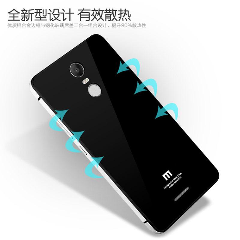 Calandiva Backcase Tempered for Xiaomi Redmi Note 3 / Pro versi Kenzo -