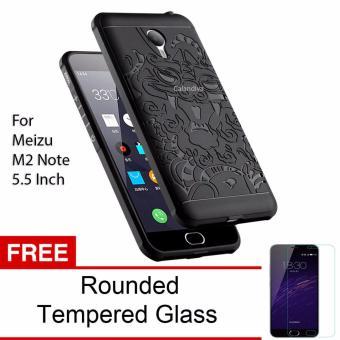 Premium Quality Source · Calandiva Dragon Shockproof Hybrid Case for Meizu M2 Note .
