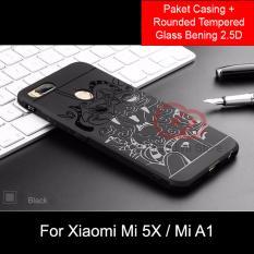 ... inch - Hitam + Rounded Tempered GlassIDR59900. Rp 64.900. Calandiva Dragon Shockproof Hybrid Case ...