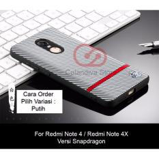 Calandiva Gentleman Series Shockproof Hybrid Premium Quality Grade A Case for Xiaomi Redmi