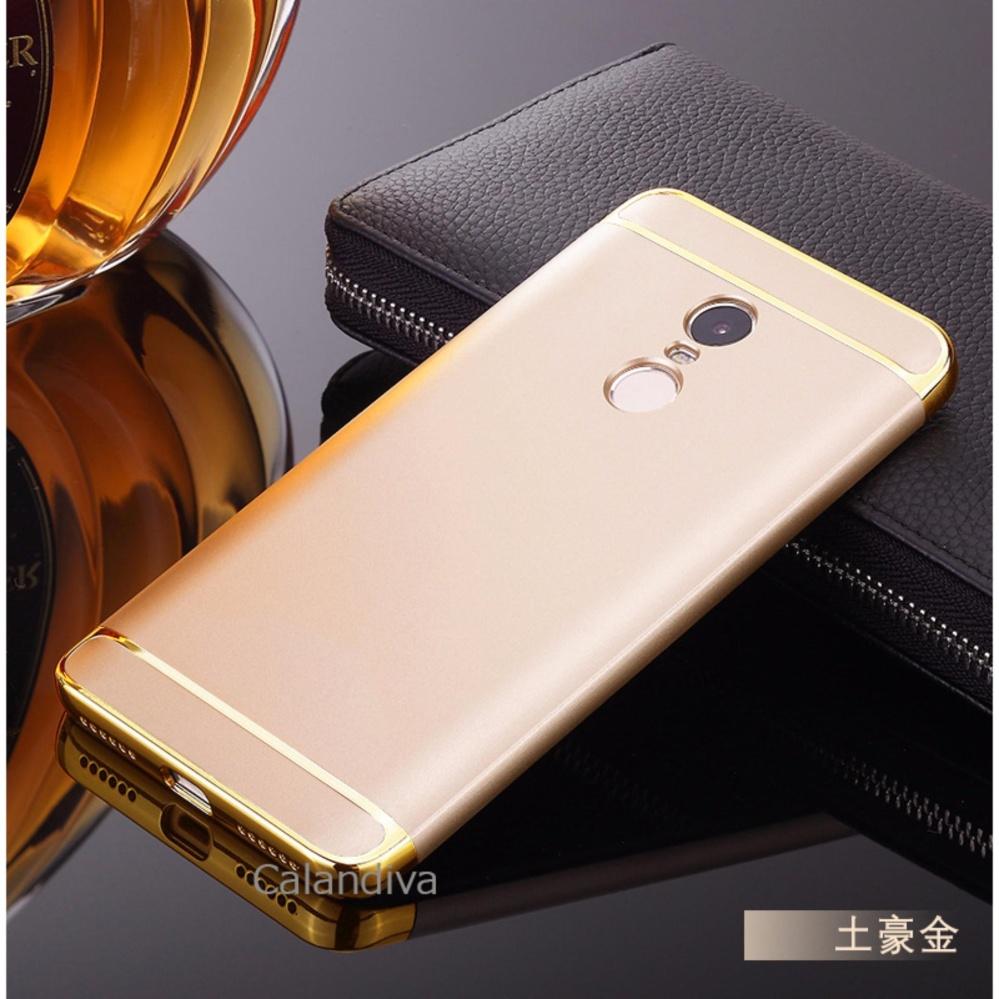 Calandiva Premium Quality Elegance Protection Hardcase for Xiaomi Redmi Note 4 Mediatek /