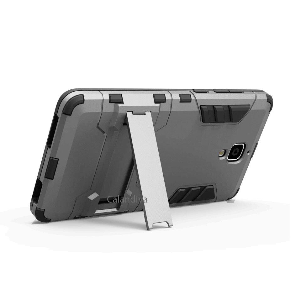 Calandiva Rugged Kickstand Slim Armor Hardcase for Xiaomi Mi 4 / Mi 4W .