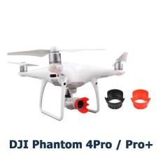 Camera Sunhood For DJI PHANTOM 4PRO / 4PRO+ Gimbal Protector - Black