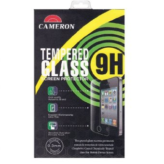 Cameron Tempered Glass iPhone 7+ Plus Antigores Screenguard - Transparan