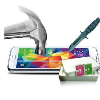 UNIVERSAL TEMPERED GLASS HIGH PROTECTION FOR ALCATEL FLASH 2 - BENING