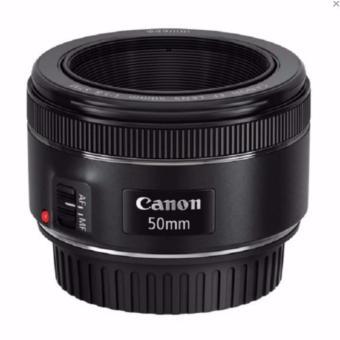 Canon EF 50mm f/1.8 STM Lens - Hitam (garansi resmi)