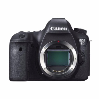 Canon EOS 6D Body Only WiFi Kamera DSLR