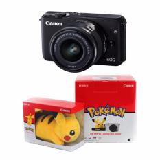 Canon EOS M10 Kit 15-45mm Black (Pokemon)