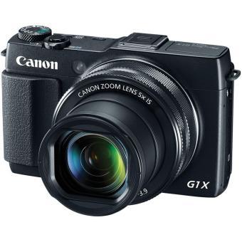 Canon Kamera Pocket PowerShot G1 X Mark II + Free LCD Screen Guard